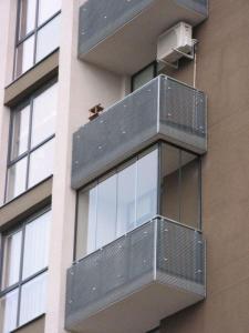 Nr.10 - Balkono stiklinimas Bajorai