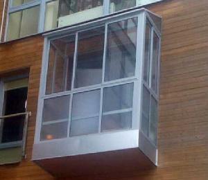 Nr.12 - Balkono stiklinimas kaina