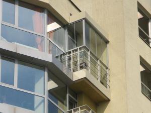 Nr.13 - Balkono stiklinimas Perkunkiemis