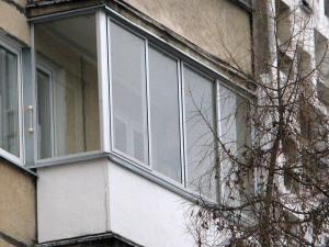 Nr.16 - Balkono stiklinimas