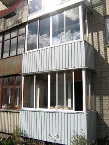 Nr.3 - Balkonai